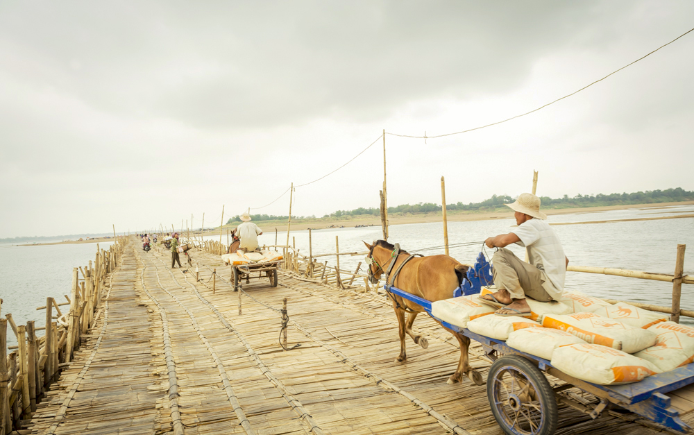Koh Pen_Bamboo bridge