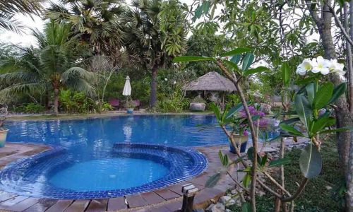 Battambang Resort_Pool