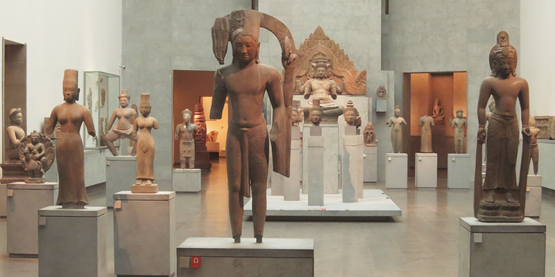 National Museum_Phnom Penh