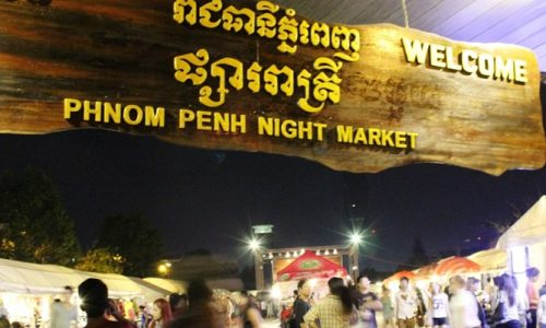 Night Market_Phnom Penh