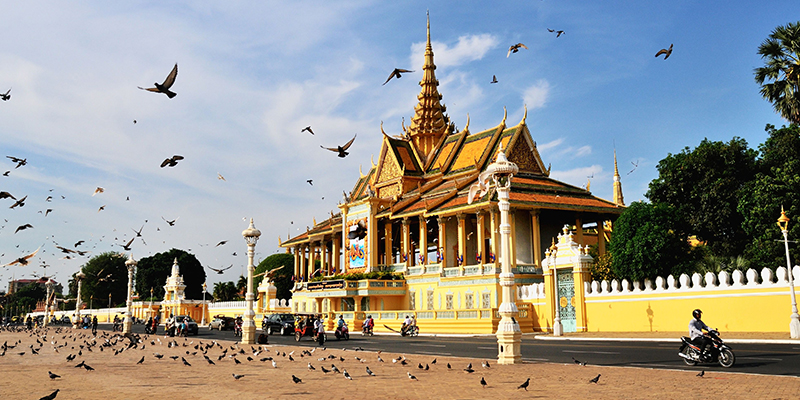 Royal Palace_Phnom Penh