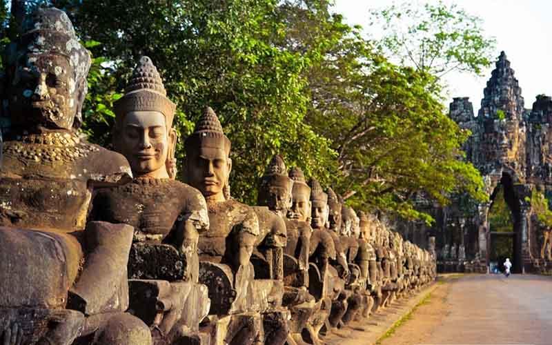 South_Gate-Angkor-Thom