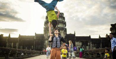 Phare at Angkor Wat
